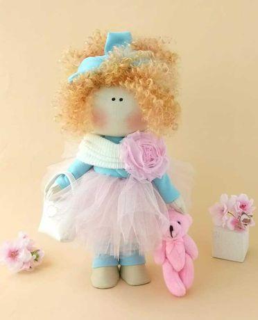 Кукла ручной работы. Лялька ручної роботи. Подарок девочке.