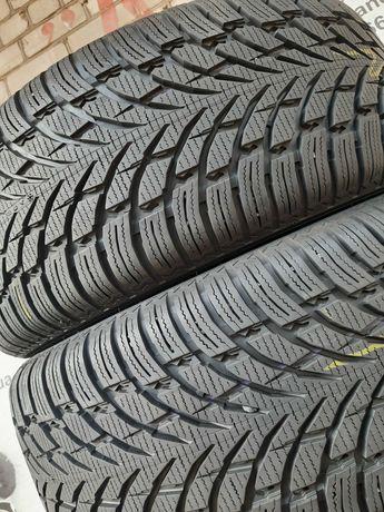 Зима шины 8-8,5 мм 235/55 R18 NOKIAN WR SUV4 б/у резина склад
