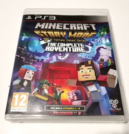 MINECRAFT Story Mode The Complete Adventure / PS3