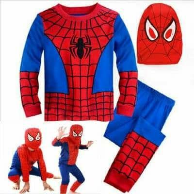 Nowy strój spiderman rożne rozmiary 98-134 wysyłka OLX