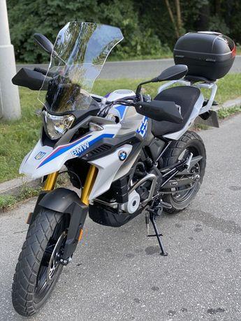 мотоцикл BMW GS 310