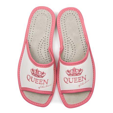 Pantofle damskie kacie Queen idealne na DZIEŃ MAMY !!! r.39