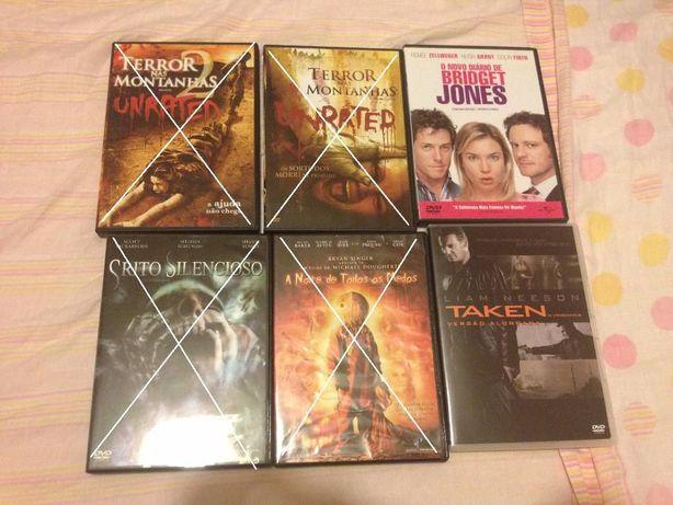 DVDs - vários (anúncio 2 de 12)