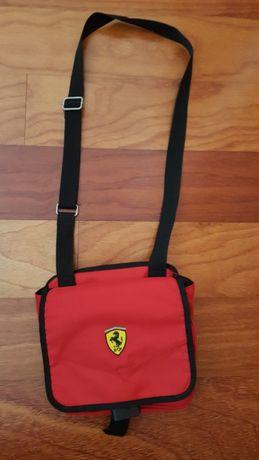 Bolsa Ferrari tiracolo