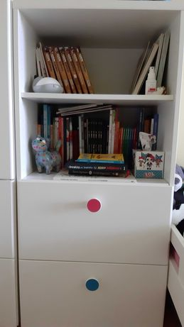 Regał do pokoju dziecięcego IKEA