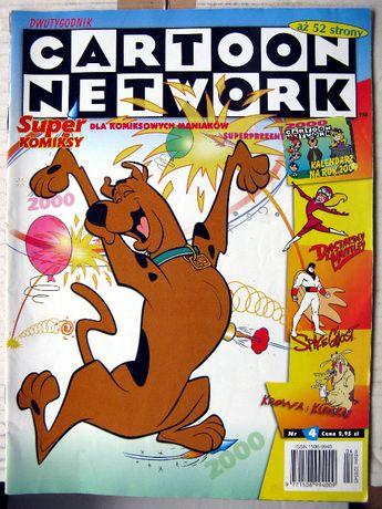 komiksy Cartoon Network-1999r./ 2000r.+dodatki