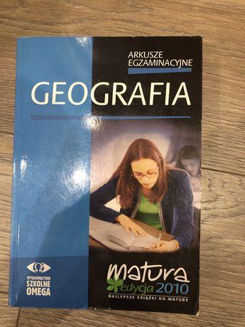Geografia arkusze egzaminacyjne matura omega