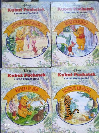 Kubuś Puchatek i jego przyjaciele - seria