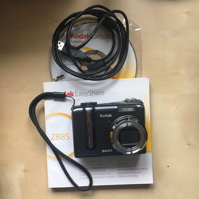Aparat fotograficzny cyfrowy małpka Kodak EasyShare Z885 Tarnów - image 1
