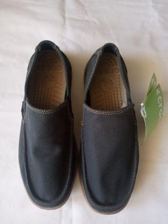Обувь Crocs Мокасины