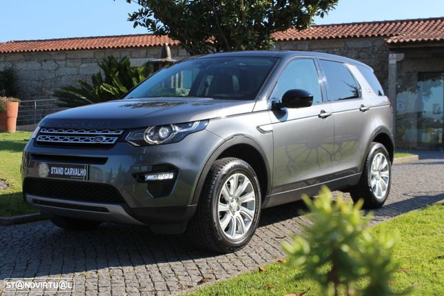 Land Rover Discovery 2.0 TD4 SE Auto