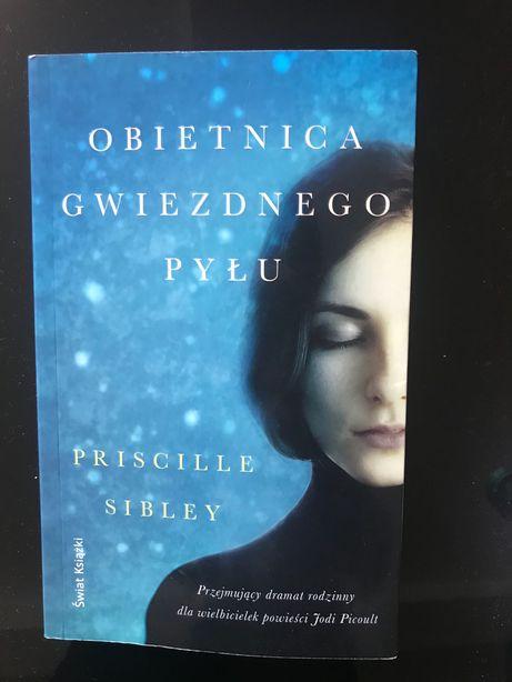 2x książka-wyciskacz łez, Obietnica gwiezdnego pyłu + W domu innego