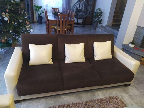 Sprzedam komplet mebli Sofa mała+Sofa duża+fotel