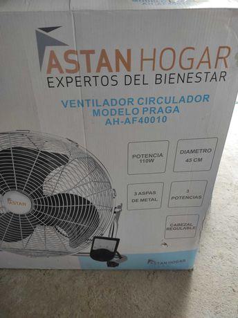 Ventoinha Astan Hogar
