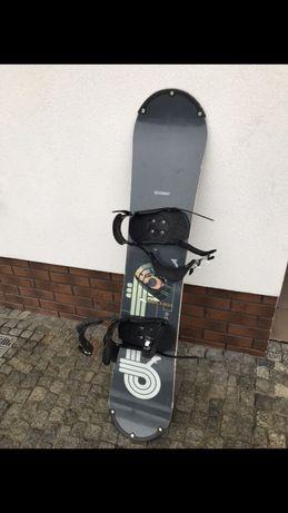 Deska snowboardowa scott 140