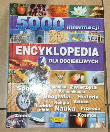 Encyklopedia dla dociekliwych. 5000 informacji