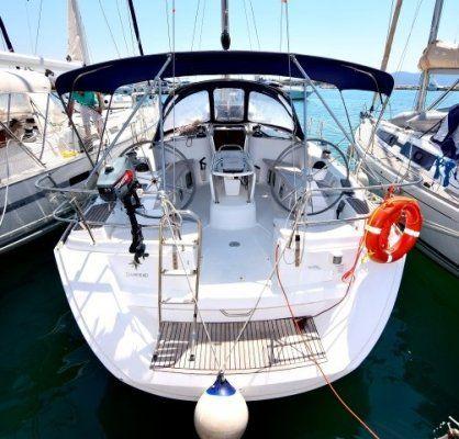 Jacht żaglowy Jeanneau Sun Odyssey 45, 2005r.