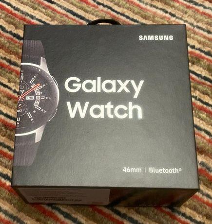 Samsung Galaxy Watch 46mm Bluetooth, Wi-Fi, GPS GWARANCJA