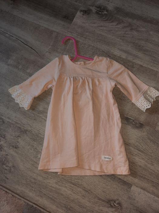 Sukienka newbie z małą plamką Baborów - image 1