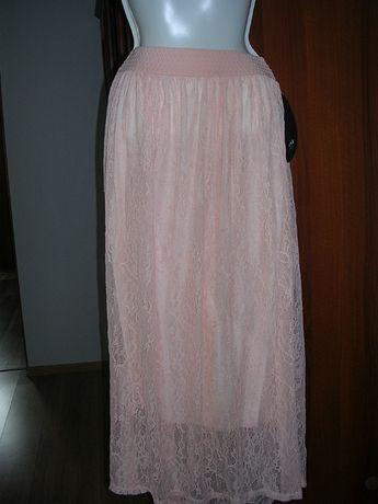 Koronkowa spódnica-nowa