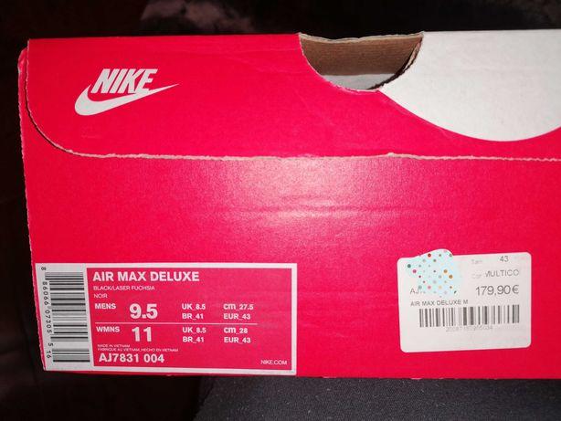 Nike air max deluxe novos