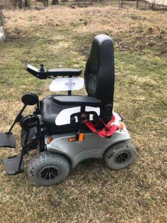 Візок інвалідний, електро авто крісло інвалідне