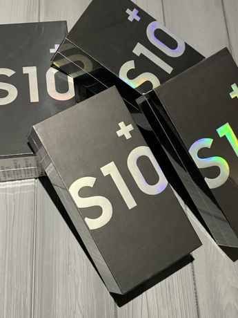 Новий Samsung s10 plus duos,S10+ DUOS G975Fd/Самсунг с10 плюс