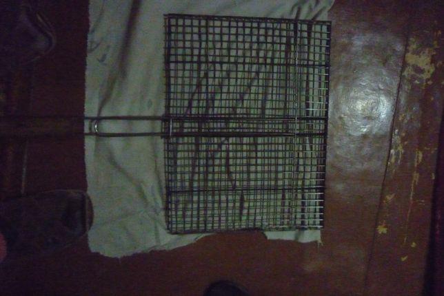 Решетка для гриля ( Барбекю ) - 65 х 45 х 30 Б\у