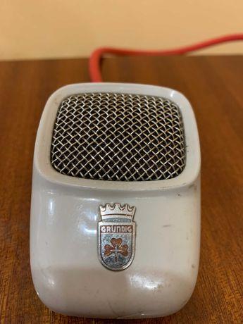 Продам німецький вінтажний мікрофон Grundig GDM 12