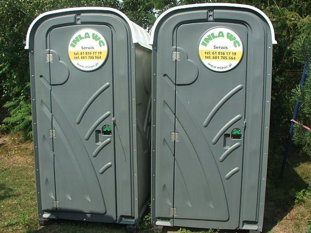 Toalety przenośne, Toaleta WC Wynajem- serwis Poznań