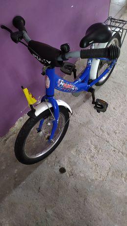 Rower Puky Aluminiowy 16'