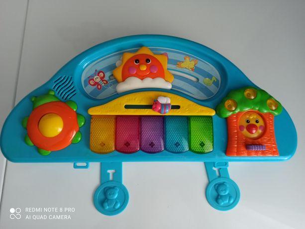 Pianino, zabawka grająca