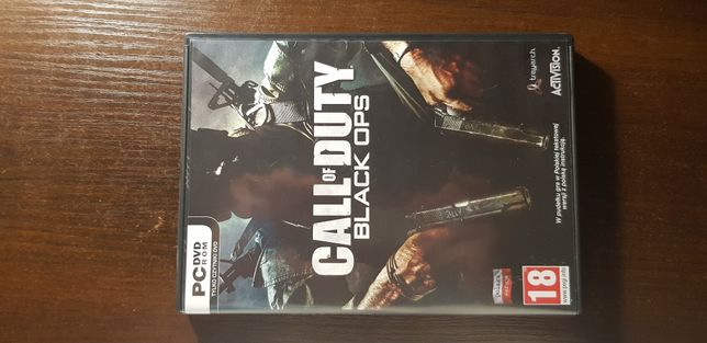 "Gra ""Call of Duty:Black Ops"""