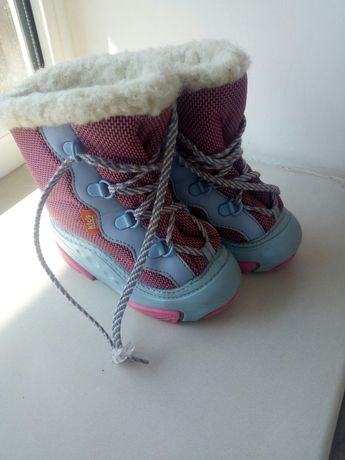 Demar зимние сапожки ботинки демар