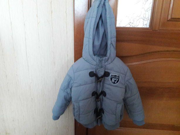 Куртка на мальчика, 1 год