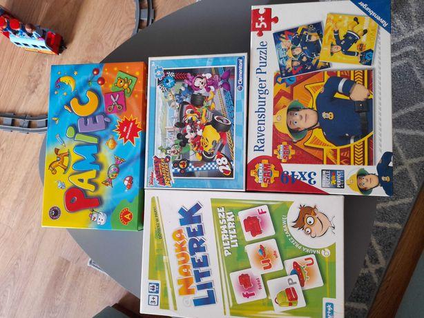 Puzzle plus Gry dopasowywanie w pary