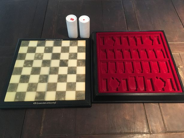 """Jogo de xadrez - """"O Grande Xadrez dos Descobrimentos"""""""