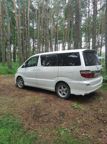 Продам автомобиль Toyota Alphard