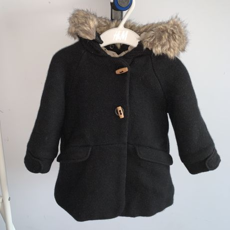 Пальто кашемірове від Zara kids