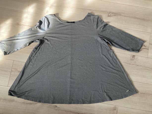 Bluzka ciążowa mohito xl szara