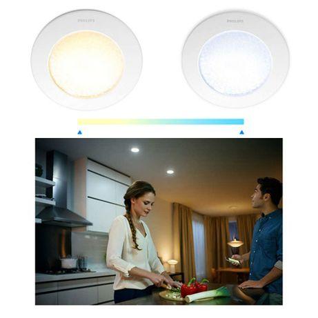 Foco encastrável LED Philips HUE PHOENIX