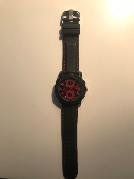 Relógio Gwatch Stainless Steell Black