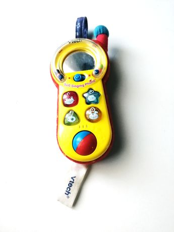 Telefon zabawka...