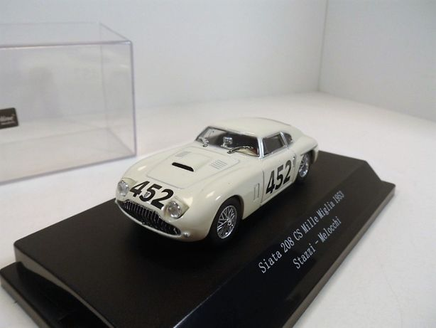 StarLine 1/43 Siata 208 CS Mille Miglia 1953