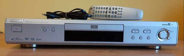 Odtwarzacz Philips 763SA dvd video/sacd player MATCH LINE
