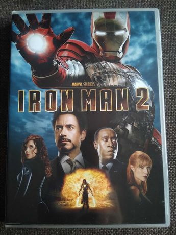 """Iron Man 2"" dvd"