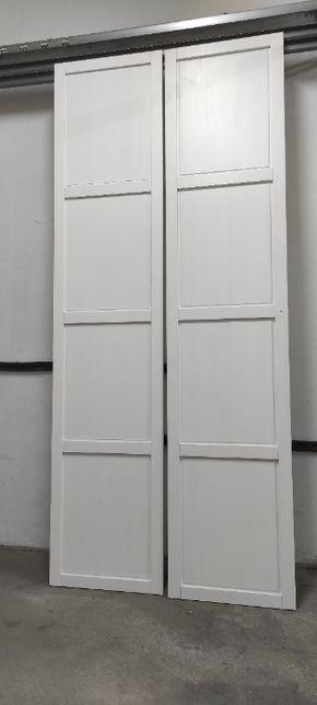 IKEA fronty do szafy PAX, HEMNES biały