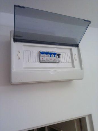 Elektryk- usługi , podłączenie kuchenki elektrycznej ,montaż oszprzetu