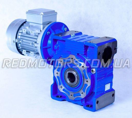 Червячный мотор-редуктор NMRV RDVG электродвигатель вариатор