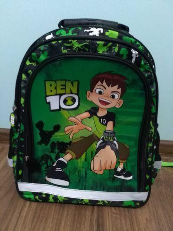 Sprzedam plecak szkolny Ben 10